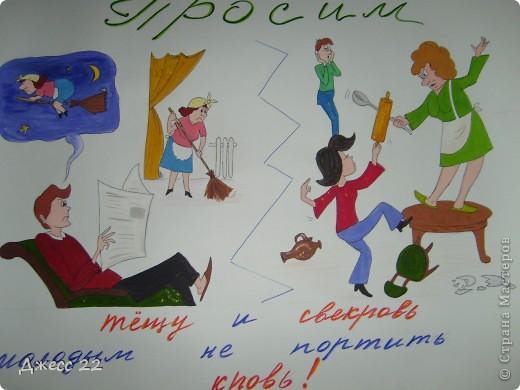 Рисуем плакат на годовщину